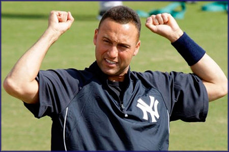 Derek-Jeter spring training