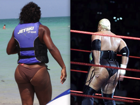Serena Williams bikini pic