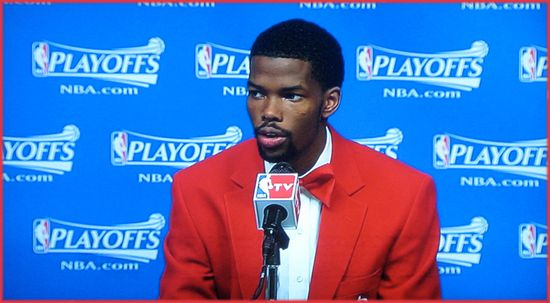 Aaron-Brooks-Red-Jacket