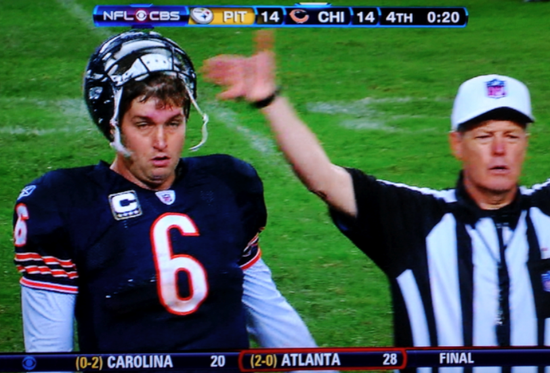Jay Cutler Blue Steel