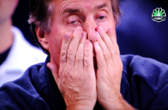 Bill Belichick Colts Pats Meltdown