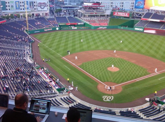 Nationals Attendance