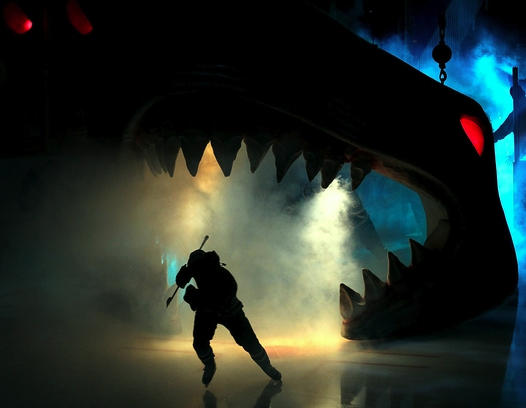 San Jose Sharks introductions