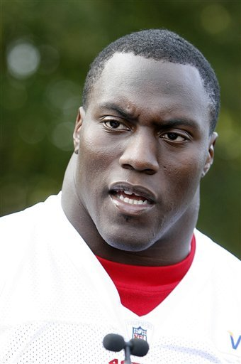 Takeo Spikes should lift weights