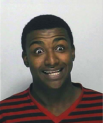 Art taylor cocaine mugshot