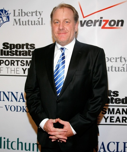 Curt Schilling is really fat