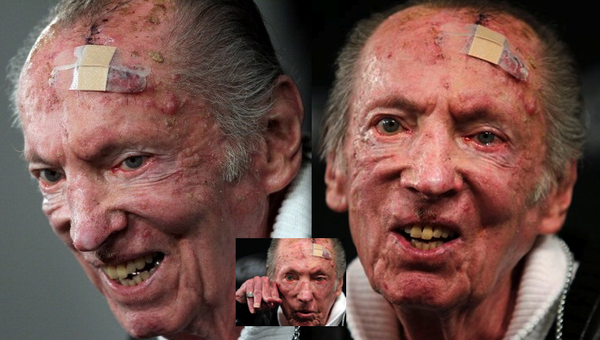 Al Davis awful insane crypt keeper