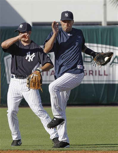 Derek Jeter knocked out cold by deathly fart