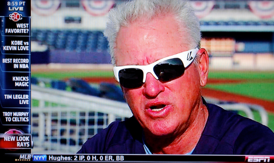 Joe Maddon shades