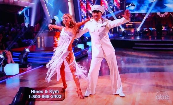 Hines Ward Kym Johnson DWTS