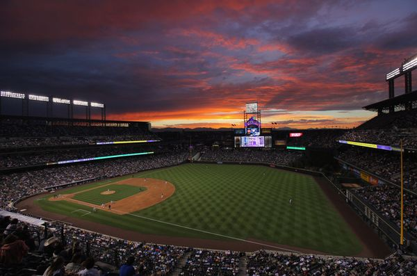 Coors Field is doomed