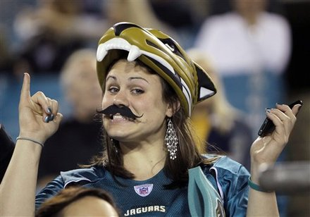 Shahid Khan mustache night