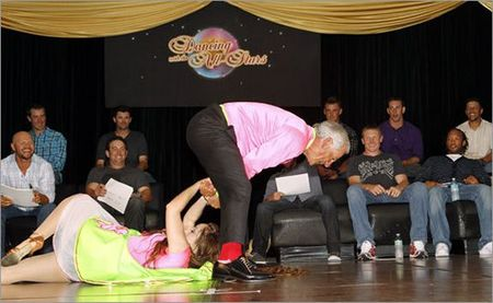 Bobby valentine dancing with the new stars