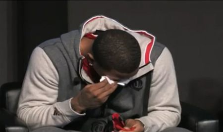 DRose Crying