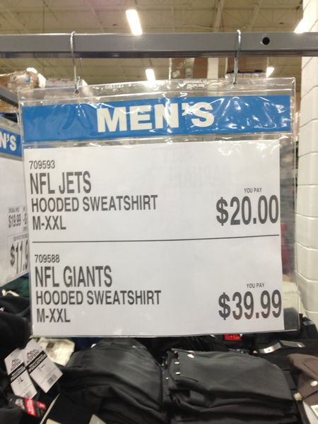 Jets Gear Discount