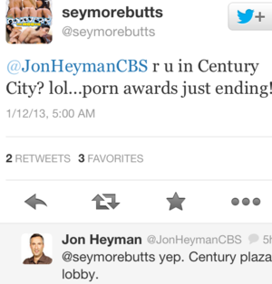 Jon Heyman Seymore Butts