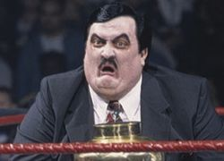 Paul Bearer seconds after being passed over for role on Six Feet Under