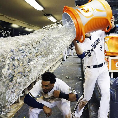 Gatorade Shower