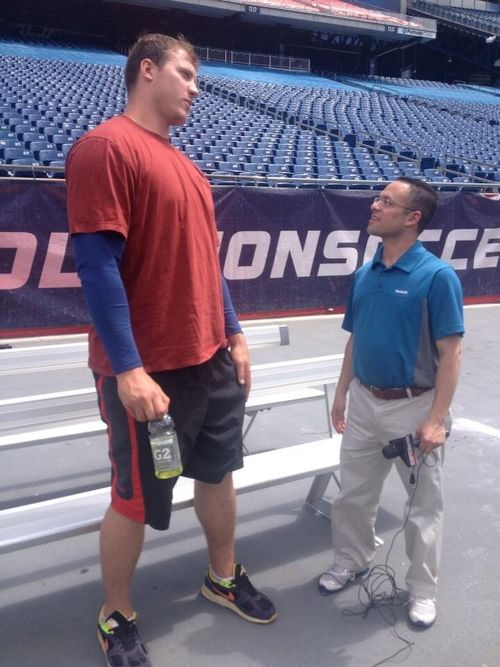 Mike Reiss Shrunk