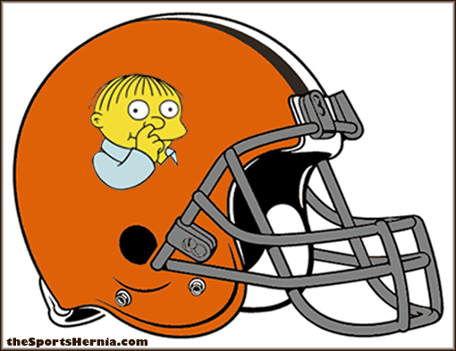 Browns Ralph Wiggum